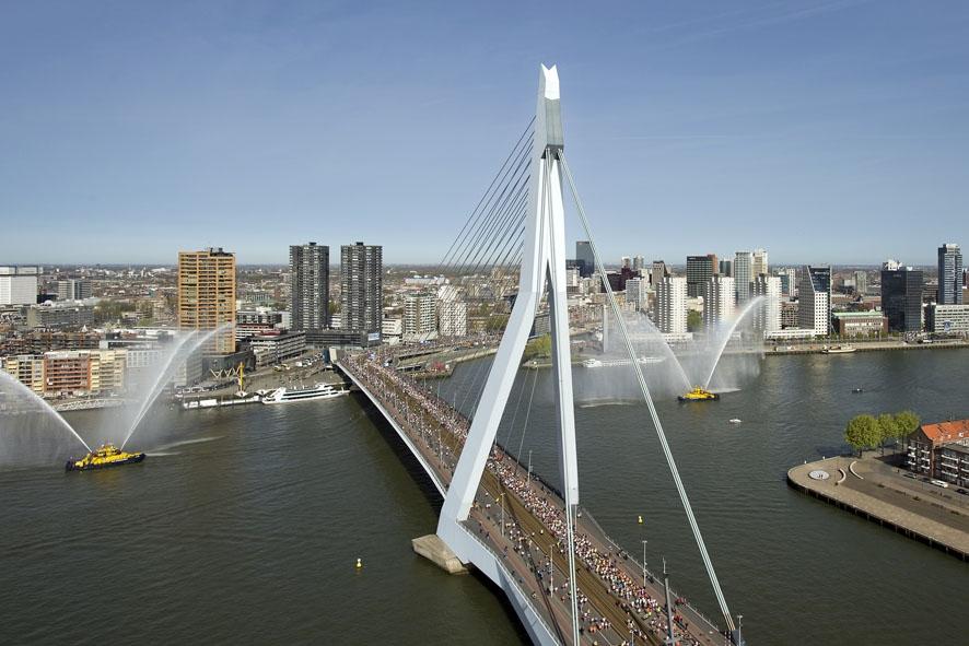 Woman Rotterdam